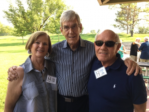 55th Reunion - See more pictures in the 'Photo Albums'
